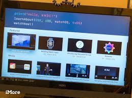wwdc 2016 app is here dark theme ipad multitasking apple tv