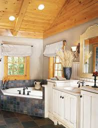 Recessed Lighting For Bathrooms by Rustic Lighting For Your Timber Frame Home