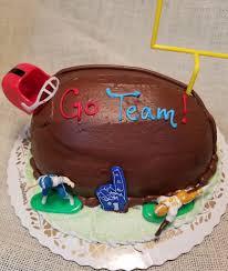 super bowl cake u2013 riesterer u0027s bakery