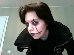 the crow salvation improvisation makeup by sammyman92