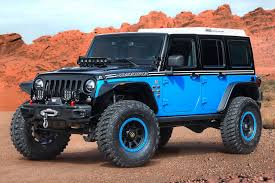 jeep concept cars radical mopar jeep concepts to storm 2017 easter safari by car