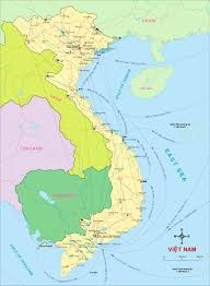 Blank Map Of Vietnam by Us Visa To Vietnam Vietnamese Maps