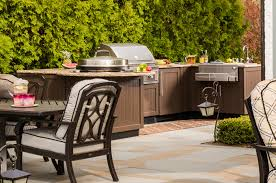 outdoor kitchen furniture outdoor kitchen manufacturer brown outdoor kitchens