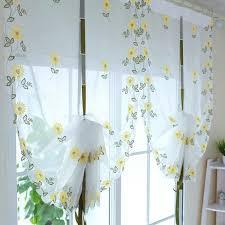 Amazon Kitchen Curtains by Ergonomic Sunflower Kitchen Curtains 17 Sunflower Kitchen Curtains