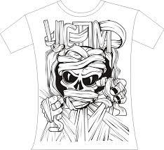 desain gambar untuk distro rocker design sle desain kaos distro