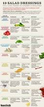 10 3 minute diy salad dressings you u0027ll love