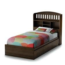 headboards white twin storage bed with bookcase headboard king