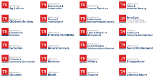Tennessee travel meaning images Brand new new logo for tennessee state government by gs f jpg