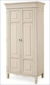 2 Door Pantry Cabinet Furniture Magnificent Tall White Pantry Cabinet Narrow Shelving
