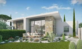 villa d architecte contemporaine france euro immobilia