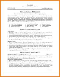 Resume Personal Profile Example by Resume Cv Writing Personal Profile Database Administrator Resume