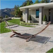 portofino hammock sunbrella fabric hammock bed stand included ebay
