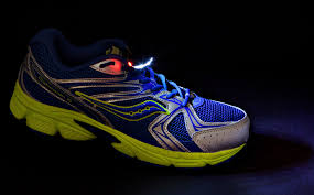 night runner shoe lights night runner shoe lights the awesomer