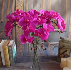 orchids for sale gnw wholesale artificial orchids for sale with 5 flower heads