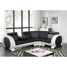 canape design solde canape design noir et blanc achat vente pas cher