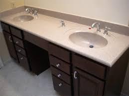 bathroom solid wood double vanity small double sink bathroom