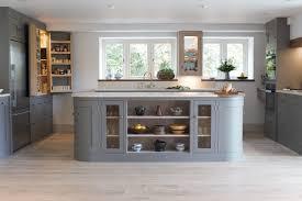A Beautiful Open Plan Barn Conversion Kitchen Transitional