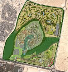 Vatican City Map Dubai Safari Park Will Be Twice Size Of Vatican City Popsugar