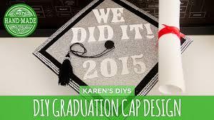 caps for graduation how to make a diy graduation cap design hgtv handmade