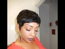 cute hairstyles with remy bump it hair pixie short wig using 27 piece hair youtube hairstyles