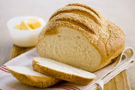 thanksgiving sesame seed white bread