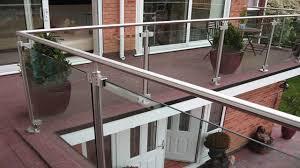modern balcony railing ideas creative balcony designs youtube