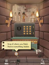 the robbery escape the room by unlocking the safe just