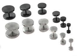 mens earrings uk pair of mens earrings cheater ear stretcher uk