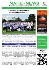 Gesundheitsamt Bad Kreuznach Nahe News Die Internetzeitung Kw 21 2012 By Markus Wolf Issuu