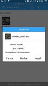 showbox apk file showbox apk 2017 version of showbox app