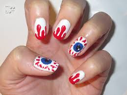 4 cute halloween nail art designs picture 3 of 5 cute easy