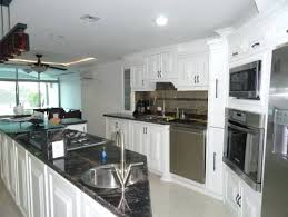 dark grey countertops with white cabinets kitchen grey countertops hsfurmanek co