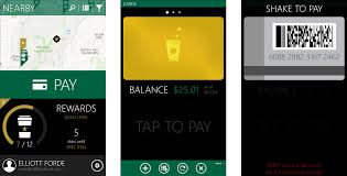 pay for your latte with mybucks a new starbucks app for windows