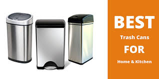 10 best kitchen trash can of 2017 buyer u0027s guide u0026 reviews