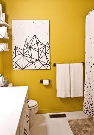 Bathroom Wall Art Ideas Decor Try This Easy Washi Tape Wall Art U2013 A Beautiful Mess