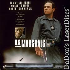 Tommy Lee Jones Meme - u s marshals laserdisc rare laserdiscs ac 3 dolby digital
