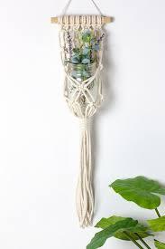 Diy Hanging Planters by Best 25 Suspension Hanging Ideas On Pinterest Plant Hanger Diy