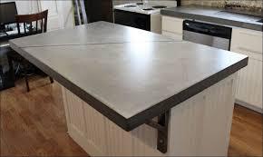 Concrete Vanity Kitchen Refinishing Concrete Countertops Concrete Vanity Sink