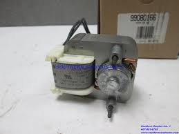 58 attic fan replacement motor broan nutone model f0510b2513