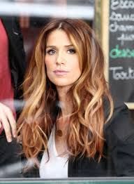 gorgeous hair i love the pretty brown color with is anyone else jealous of this woman s hair but me brown hair