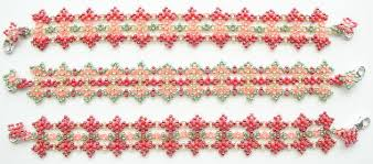 crystal lace necklace patterns images Beaded jewelry by linda richmond downloadable bead patterns from jpg