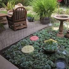 Grassless Backyard Ideas Lawn Alternatives 10 Ways To Keep Off The Grass Bob Vila