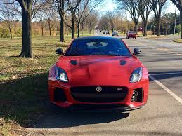 jaguar cars f type jaguar f type svr review business insider