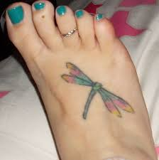 zimbio celebrity small tattoos for the foot