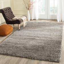 Area Rug 8 X 12 Milan Shag Gray 8 Ft 6 In X 12 Ft Area Rug Products