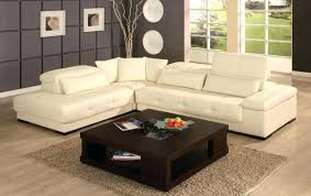 Beige Sectional Sofa Chaise Leather Sectional Sofa And Chaise By Bella Navy Dark
