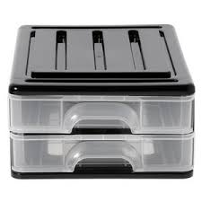 Plastic Storage Containers Melbourne - storage drawers and storage trolleys officeworks