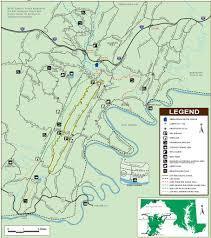Potomac River On Map Green Ridge State Park Maplets