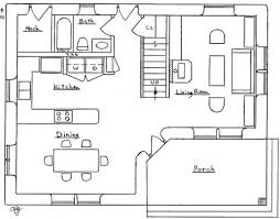 home building floor plans country house building