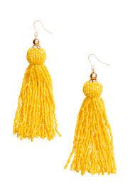hm earrings earrings yellow sale h m us